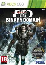 Binary Domain Limited Edition Xbox360