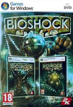 Bioshock 1 & 2 Double Pack Pc
