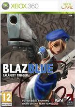 Blazblue Calamity Trigger Xbox360