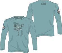 Bluza Star Wars At-At Walker Long Sleeve T-Shirt Marime Xxl