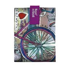 Boc N Roll Teens Girls Bicycle Ambalaj Reutilizabil Pentru Sandwich
