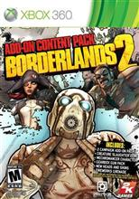 Borderlands 2 Add On Content Pack Xbox360