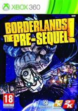Borderlands The Pre Sequel Xbox360