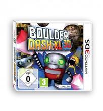 Boulderdash-Xl 3D 3Ds