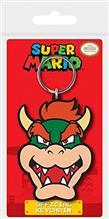Breloc Super Mario Bowser Rubber imagine