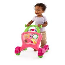 Bright Starts-52001-Antepremergator 2 In 1 Pretty In Pink Sit-To-Strive