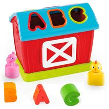 Bright Starts-9304 Barnyard Fun Shape Sorteru2122