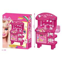 Bucatarie Barbie My Fab Kitchen Faro