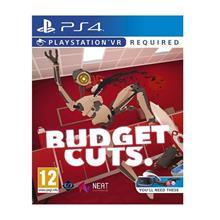 Budget Cuts Ps4