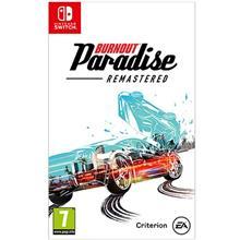 Burnout Paradise Remastered Nintendo Switch