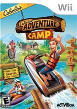 Cabelas Adventure Camp Nintendo Wii