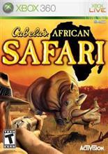 Cabelas African Safari Xbox360