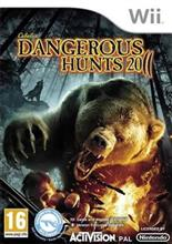 Cabelas Dangerous Hunts 2011 Nintendo Wii