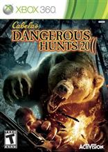 Cabela S Dangerous Hunts 2011 Xbox360