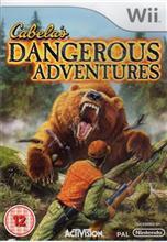 Cabelas Dangerous Adventures Nintendo Wii