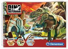 Caiet Cu Dinozauri Clementoni 15797