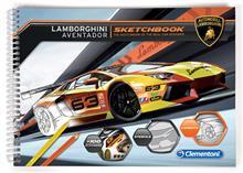 Caiet Lamborghini Clementoni 15795