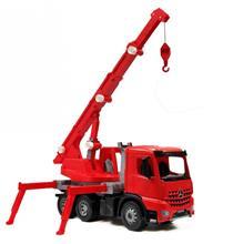 Camion Macara Pompieri Lena Pentru Copii Mercedes
