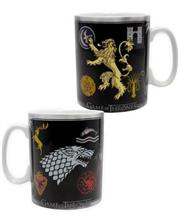 Cana Game Of Thrones 460 Ml King Size Ceramic Sigils