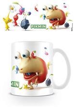 Cana Nintendo Pikmin Attack Mug