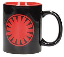 Cana Star Wars First Order Simbol Taza