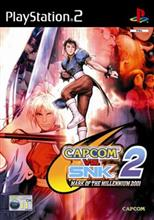 Capcom Vs Snk 2 Mark Of The Millennium Ps2