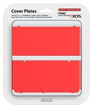 Carcasa Nintendo Official Cover Plate Red Nintendo 3Ds