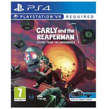 Poza Carly And The Reaperman Escape From The Underworld Ps4