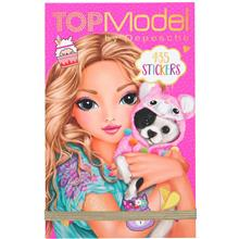 Carnet Stickere Alpaca Top Model Depesche Pt10354