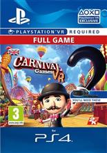 Carnival Games Vr (Psvr) Ps4