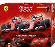 Carrera Go!!! Red Champions