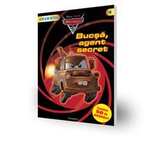 Carte Cu Abtibilduri Bucsa Agent Secret