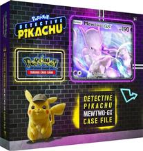 Carti De Joc Detective Pikachu Mewtwo Gx Case File