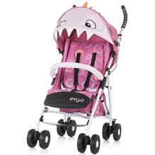 Carucior Sport Chipolino Ergo Pink Baby Dragon imagine