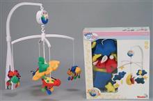 Carusel Muzical Cu Figurine Soft