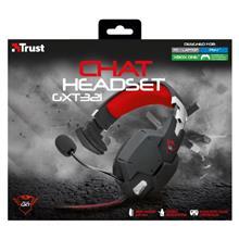 Imagine indisponibila pentru Casti Gaming Trust Chat Gxt 321 Negru