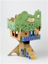 Casuta Din Copac - Calafant