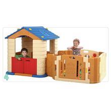 Casuta Plus Spatiu Joaca Copii Edu Play