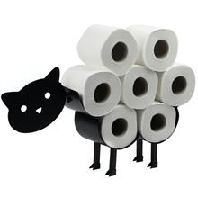 Cat Toilet Roll Holder Pukkr imagine