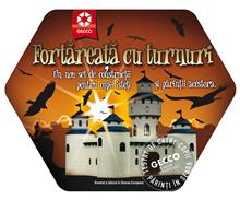Cetate cu Bastion - Fortareata cu Turnuri