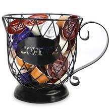 Coffee Mug Storage Basket M&W imagine
