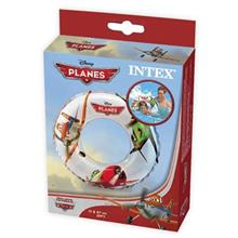 Colac Copii Bazin Intex Disney Planes Swim Ring