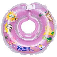 Colac De Gat Pentru Bebelusi Swimbee Mov