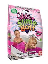Colorant Glitter Slime Baff Pink 150 G imagine