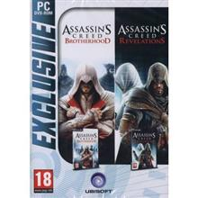 Compilation Assassin's Creed Revelations And Assassin's Creed Brotherhood Pc