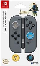 Comutator Analog Caps Zelda Breath Wild Edition Nintendo Switch