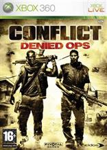 Conflict Denied Ops Xbox360