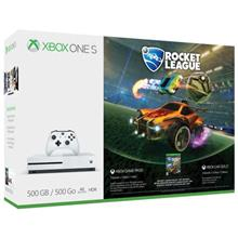 Consola Microsoft Xbox One S 500 Gb Alb + Rocket League