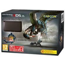 Consola Nintendo 3Ds Xl Black Cu Monster Hunter 3 Ultimate