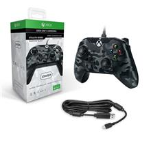 Controller Cablu Negru Camuflat Xbox One